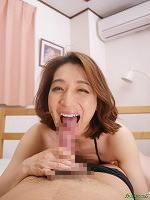 縦型動画 030 ~レジェンドフェラチオ~ 松本まりな